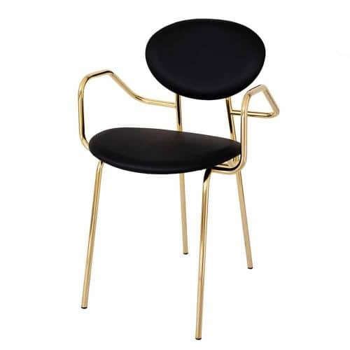 Chaise bistrot VELA ARR magic_braccioli_oro_7956