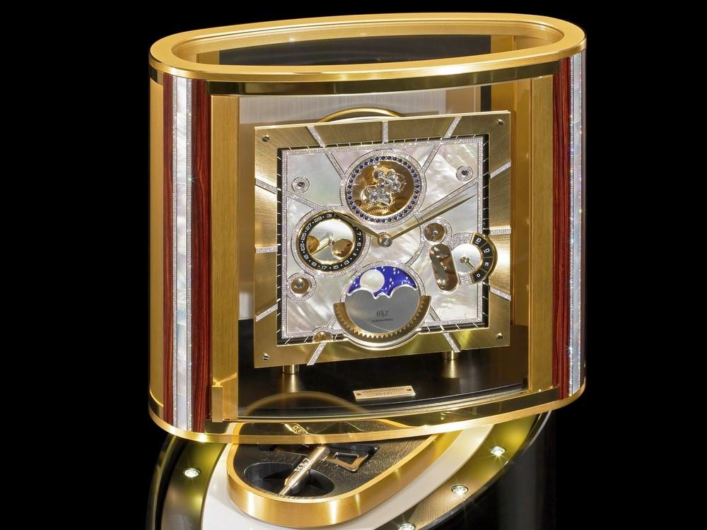 Ellipse Grand Revers Extreme Double Tourbillon | Horloge de luxe