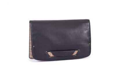 Luxury designer leather bag for executives by Pininfarina