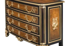 Commode style Louis XIV